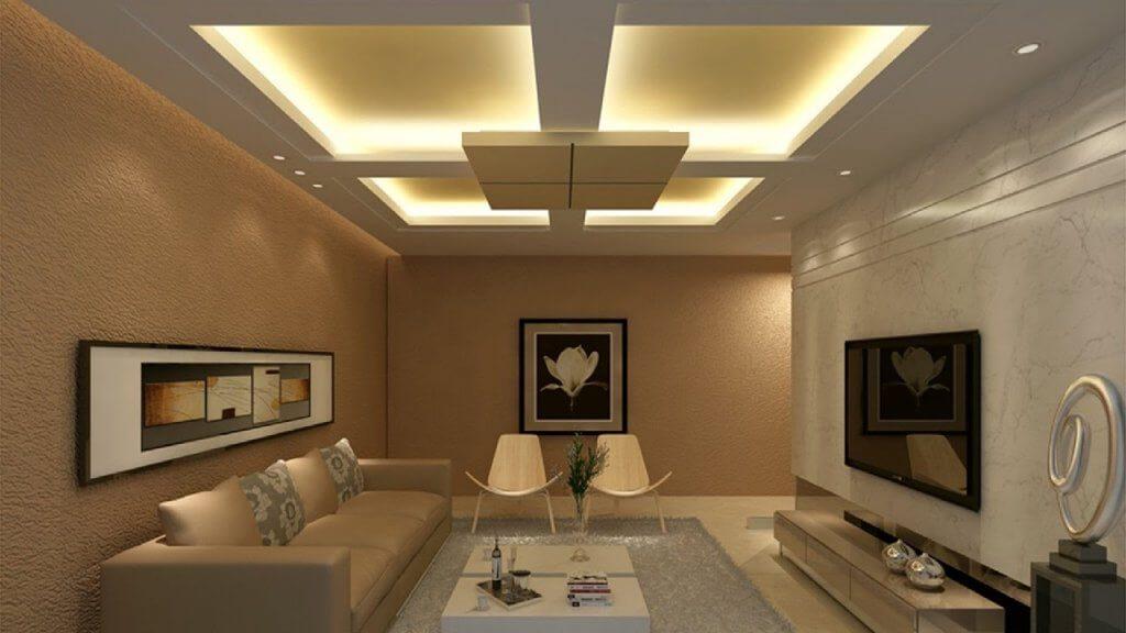 تاثیر سقف در زیبایی خانه