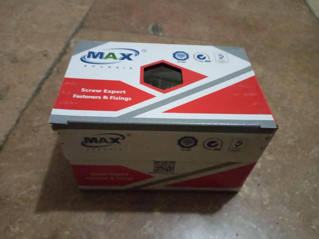 پیچ پانل 2.5 نوک تیز MAX